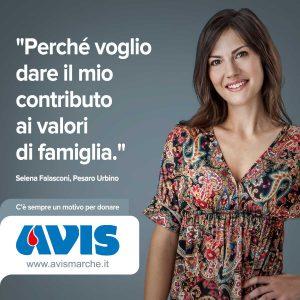 Selena Falasconi, Pesaro Urbino