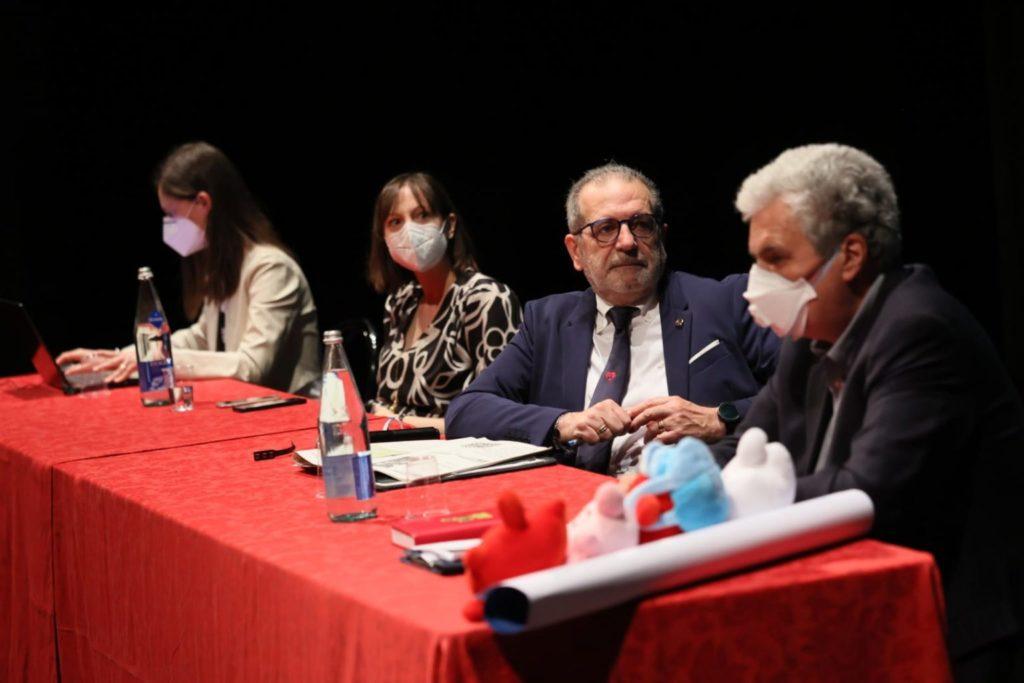 51° Assemblea 2021 - Tavolo relatori